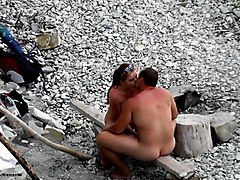 Incredible Homemade video with Beach, Nudism scenes